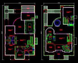 Auto Cad Home Design   ChrisFree AutoCAD House
