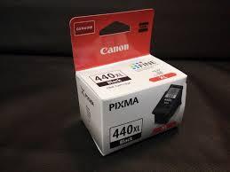 Обзор на Картридж <b>Canon PG</b>-<b>440 XL</b> (5216B001) <b>черный</b> (<b>black</b>)
