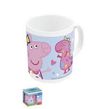 <b>Кружка</b> детская <b>Свинка Пеппа</b> Stor 6580411 розовый купить ...