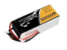 <b>Аккумулятор</b> Tattu 22000мАч 6S 25C 22,2В <b>LiPo</b> купить по ...