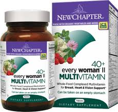 New Chapter Organics 40+ Every Woman's II ... - King Soopers