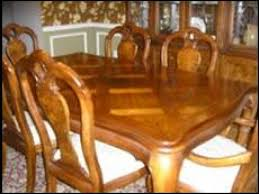 Thomasville Dining Room Chairs Thomasville Dining Room Set Antique Thomasville Dining Room Set