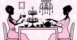 Image result for Mother daughter tea