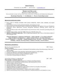 click here to download this project manager resume template httpwww resume samples for project managers