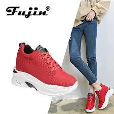 <b>FUJIN 2019</b> Spring Fashion <b>Women</b> Casual <b>Shoes Women</b> Flats ...