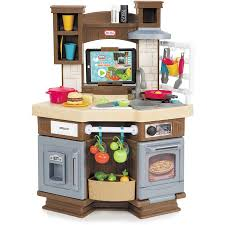 walmart toy kitchen set pictures com little tikes cook n learn smart kitchen walmart