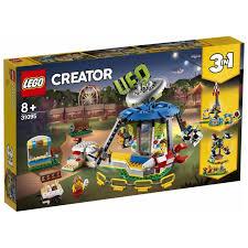 Конструктор LEGO Creator Ярмарочная карусель 595 ... - ROZETKA
