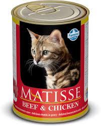 <b>Консервы Farmina</b> Matisse для взрослых кошек, 405 г - купить в ...