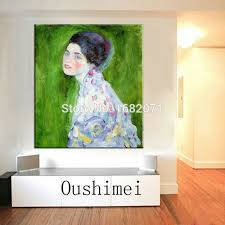 <b>Professional Artist</b> 100%Hand painted <b>High Quality</b> Gustav Klimt ...