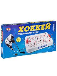 """<b>Настольная игра</b> """"Хоккей"""" Play Smart 8187830 в интернет ..."""