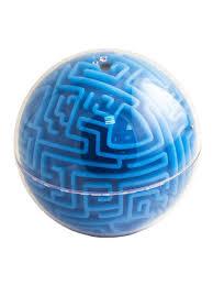 """<b>Головоломка лабиринт</b> """"Синяя <b>сфера</b>"""" <b>ЭВРИКА</b> подарки и ..."""