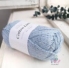 Купить <b>infinity cotton linen</b> (5930 светло-голубой) в СПб