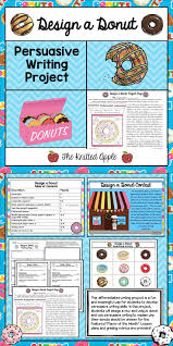 best ideas about persuasive writing transition persuasive writing donut theme