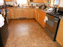 Is Cork Flooring Good For Kitchen Kitchen Floor Ideas Large Beige Floor Tiles Astonishing Tile
