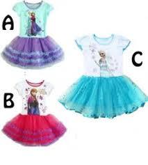 Frozen <b>Princess</b> Elsa Anna <b>Girls Tutu Dress</b> | Blossom Costumes