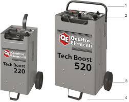 Пуско-зарядное <b>устройство Quattro Elementi Tech</b> Boost 220
