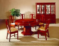 round rosewood dining set in ming style oriental rosewood round dining set asian rosewood dining set chinese dining furniture asian dining room furniture