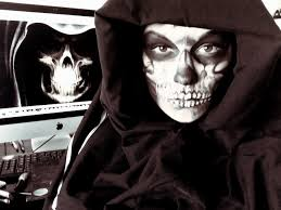 the grim reaper make up