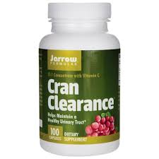 Jarrow Formulas, Inc. <b>Cran Clearance 100</b> Caps - Buy Online in ...
