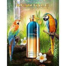 Original <b>Montale Tropical Wood</b> 3.4oz/100ml Eau De Parfum Spray ...
