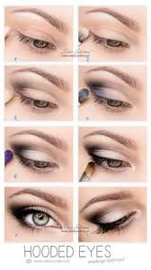 really love this technique for applying makeup on hooded eyes because thats the eye shape i have in addition this look would be great for a day out at