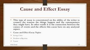 structure of cause and effect essay cause and effect essay format essay on traffic rules and their importance in hindi classes