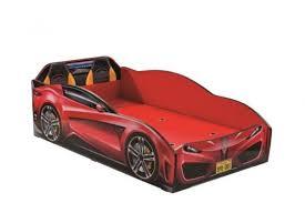 <b>Кровать</b>-<b>машина Spyder</b> красная Carbed 1304 <b>CILEK</b> - купить по ...