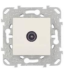 Механизм <b>розетки телевизионной Schneider Electric</b> Unica с/у ...