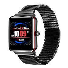 <b>H10 Smart Watch</b> IP67 Waterproof Multi Function Pedometer Blood ...