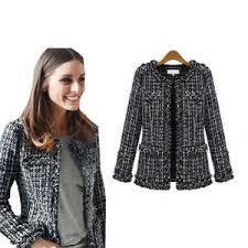 Buy jacket tweed women Online with Cheap Price