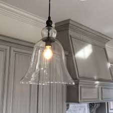 decoration bulb large glass pendant awesome designing clear glass mini pendant lights