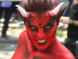 furious devil