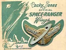 Image result for images of rocky jones space ranger