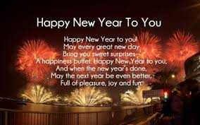 Happy New Year 2020 Quotes Sayings for Family and Friends