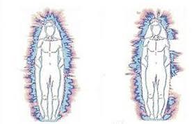 Znalezione obrazy dla zapytania aura czlowieka
