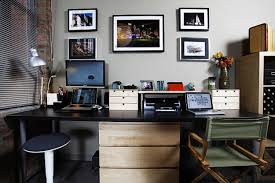 charming cool art desks to decorate your home charming cool office design 2