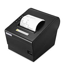 <b>GOOJPRT JP80H</b> - USB 80mm Thermal Receipt Printer with USB ...