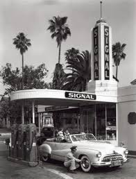 Image result for pics of an old gas station