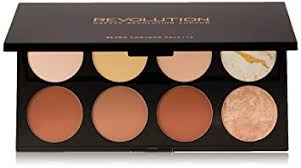 Makeup Revolution Ultra Contour Palette : Beauty - Amazon.com