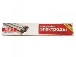 <b>Электрод</b> (упаковка) <b>Ресанта МР</b>-<b>3 Ф5</b>,0 Пачка 0,8 кг - купить ...