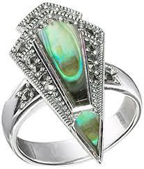 Серебряные кольца Кольца <b>Марказит</b> HR599-<b>perlamutr</b>-abalon ...