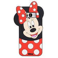 EMF <b>Cute Mouse</b> Case for Samsung Galaxy S7,3D <b>Cartoon Animal</b>