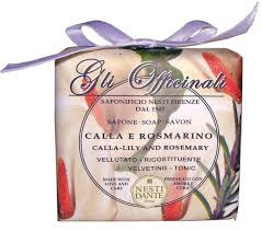 <b>Мыло</b> на лечебных травах Калла и Розмарин <b>Gli Officinali Calla</b> e ...