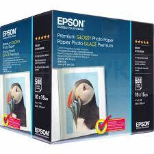 41826 Глянцевая <b>фотобумага EPSON Premium Glossy</b> Photo ...