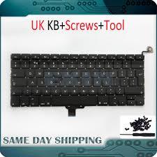 Aliexpress.com : Buy <b>New OEM</b> Laptop A1278 UK <b>Keyboard for</b> ...