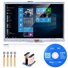 kuman 5 inch Resistive Touch Screen 800x480 HDMI ... - Amazon.com