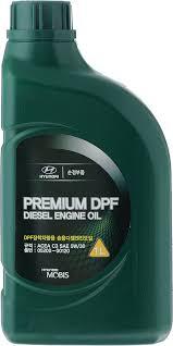 "Масло моторное Hyundai / KIA ""<b>Premium</b> DPF Diesel ..."