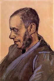 <b>The Bookseller Blok</b>, 1882 - Vincent <b>van</b> Gogh - WikiArt.org