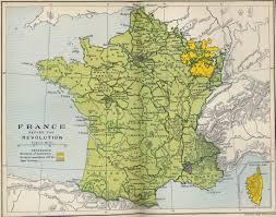 french revolution maps 1788 before the revolution jpg