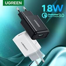 <b>Ugreen USB</b> Quick <b>Charge</b> 3.0 QC 18W <b>USB Charger</b> QC3.0 Fast ...